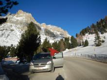 На машине в Чехию и Италию